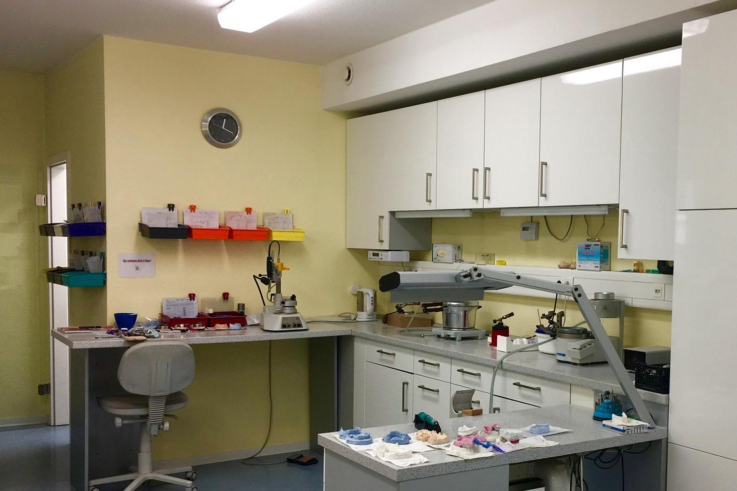 Zahntechnische Labor - praxis eisenberg